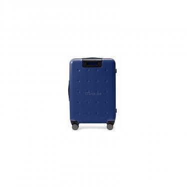 "Валіза Xiaomi RunMi 90 Points Suitcase Sir River Dark Blue 20"" (6972125142979) - фото 4"