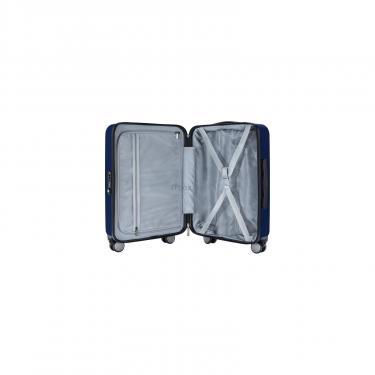 "Валіза Xiaomi RunMi 90 Points Suitcase Sir River Dark Blue 20"" (6972125142979) - фото 5"