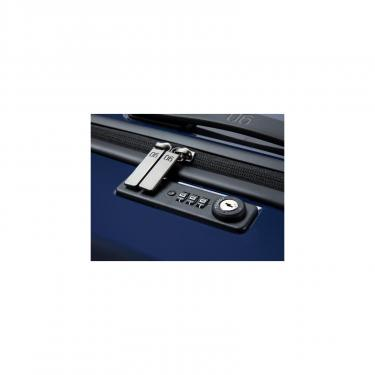 "Валіза Xiaomi RunMi 90 Points Suitcase Sir River Dark Blue 20"" (6972125142979) - фото 8"