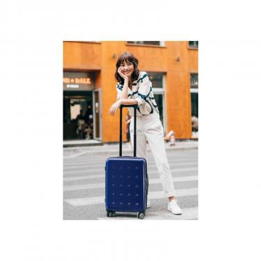 "Валіза Xiaomi RunMi 90 Points Suitcase Sir River Dark Blue 20"" (6972125142979) - фото 9"