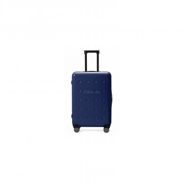 "Валіза Xiaomi RunMi 90 Points Suitcase Sir River Dark Blue 20"" (6972125142979) - фото 1"