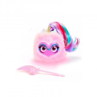 Интерактивная игрушка Pomsies Lumies с интерактивным единорогом - Дэйзи Фото 1