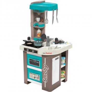 Игровой набор Smoby Интерактивная кухня Тефаль Студио Френч с аксессуа Фото