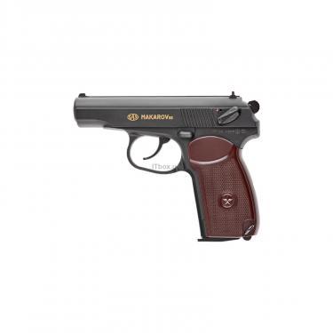Пневматический пистолет SAS Makarov SE кал. 4.5 мм Фото