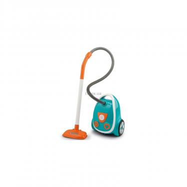 Игровой набор Smoby Тележка для прибирания с пылесосом и 9 аксессуарам Фото 2
