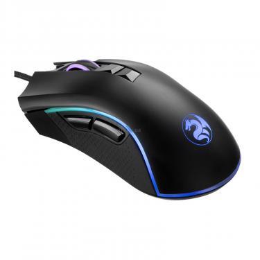 Мышка 2E MG340 RGB USB Black Фото 1