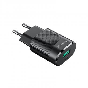 Зарядний пристрій Grand-X CH-17 USB 5V 2,1A (CH-17) - фото 4