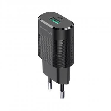 Зарядний пристрій Grand-X CH-17 USB 5V 2,1A (CH-17) - фото 1