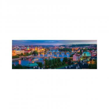 Пазл Eurographics Прага, Чехия, 1000 элементов панорамный Фото 1