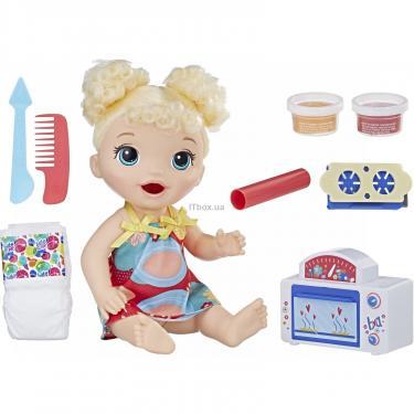Кукла Hasbro Baby Alive Малышка и еда Фото 1