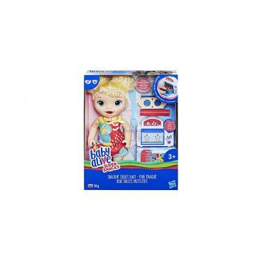 Кукла Hasbro Baby Alive Малышка и еда Фото