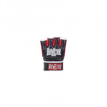 Перчатки для MMA Benlee Combat XL Black (190040 (blk) XL) - фото 2