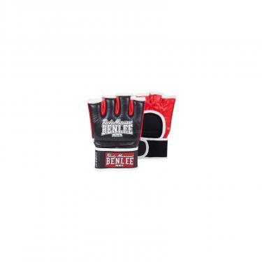 Перчатки для MMA Benlee Combat XL Black (190040 (blk) XL) - фото 1