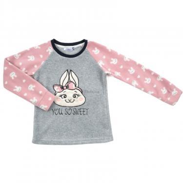Пижама Matilda флисовая (11013-4-152G-pink) - фото 2
