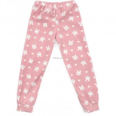 Пижама Matilda флисовая (11013-4-152G-pink) - фото 6