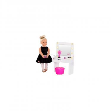 Игровой набор Our Generation Туалетный столик Фото 1