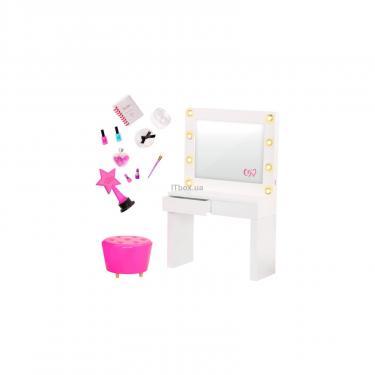 Игровой набор Our Generation Туалетный столик Фото