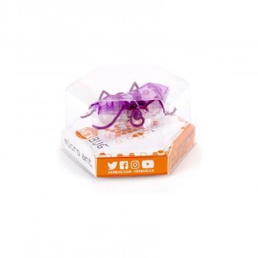 Интерактивная игрушка Hexbug Нано-робот Micro Ant, фиолетовый Фото 2