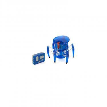 Интерактивная игрушка Hexbug Нано-робот Spider на ИК управлении, темно-синий Фото