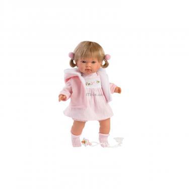 Кукла Llorens плачущая Carla, 42 см Фото