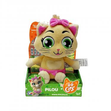 Мягкая игрушка 44 Cats Пилу с музыкой 20 см Фото 1