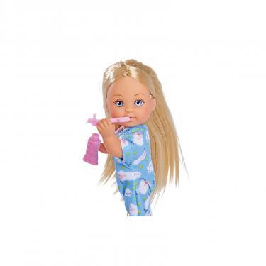 Кукла Simba Эви Вечерняя сказка в пижаме с игрушкой Фото 1