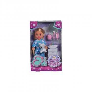 Кукла Simba Эви Вечерняя сказка в пижаме с игрушкой Фото 2