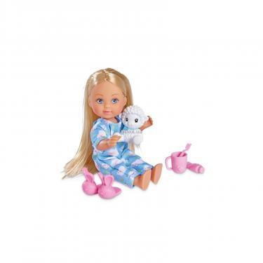 Кукла Simba Эви Вечерняя сказка в пижаме с игрушкой Фото
