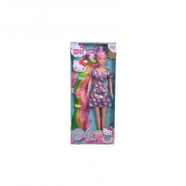 Кукла Simba Штеффи Радужная прическа с аксессуарами Фото 1