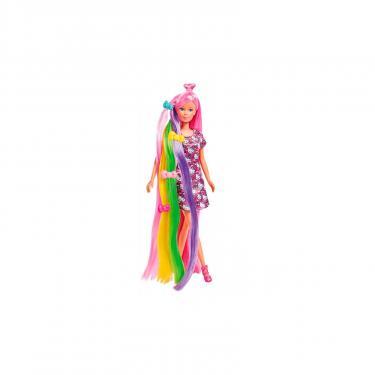 Кукла Simba Штеффи Радужная прическа с аксессуарами Фото