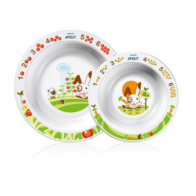 Набор детской посуды Philips AVENT SCF708/00