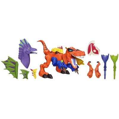 Фигурка Hasbro Jurassic World Тиранозавр Рекс разборной (B1198EU4)