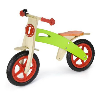 Беговел Viga Toys салатовый (50378)