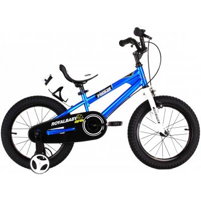 """Детский велосипед Royal Baby FREESTYLE 12"""", синий (RB12B-6-BLU)"""