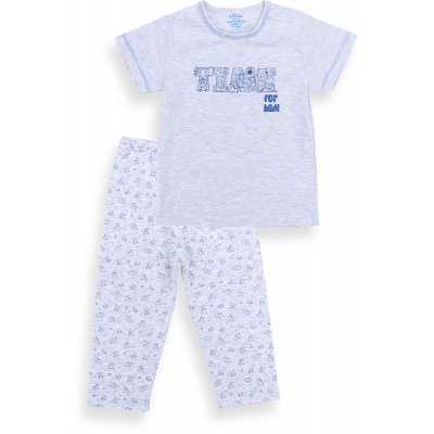 aziz Time for bed 9129-05B-gray
